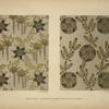 [Design based on flowers; design based on flowers.]