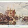 Dunkirk Harbour.