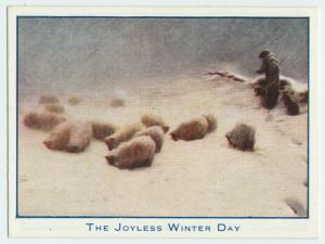 The Joyless Winter Day.
