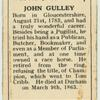 John Gulley.