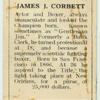 James J. Corbett.