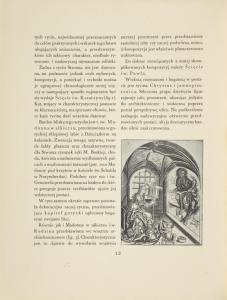 Wit Stwosz sztycharz (continued); Madonna w alkierzu św. Rodzina (fig. 3)