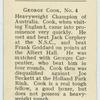 George Cook.