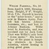 Willie Farrell.