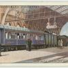 """The Blue Train"" at Nice."
