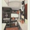 """Electric kitchen, """"The Flying Scotsman."""""""