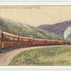 """The Union Express"" climbing Hex River Pass."