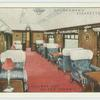 "Pullman car, ""The Golden Arrow"" Express."