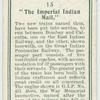 """The Imperial Indian Mait."""