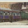 """""""The Blue Train"""" at Nice."""