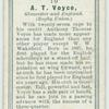 A. T. Voyce, Gloucester and England. (Rugby Union.)