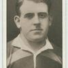 F. Gallagher, Batley and England. (Northern Rugby League.)
