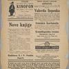 Zenit, v. 2, no. 11 (back-cover)