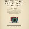 Traité d'enluminure d'art au pochoir. [Title page.]