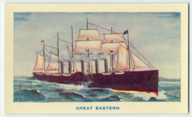 "The ""Great Eastern""."
