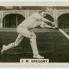 J.M. Gregory
