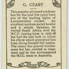 G. Geary.