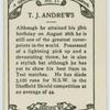T.J. Andrews.