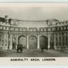 Admiralty Arch, London.