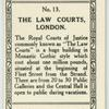 The Law Courts, London.