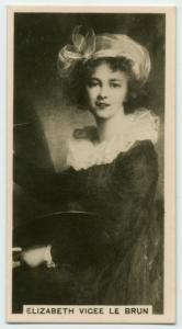 Elizabeth Vigee Le Brun.