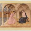 Fra Angelico.  The annunciation.