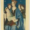 Piero della Francesca.  Madonna, child and angels.