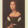 Raphael.  Maddalena Strozzi.