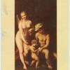 Correggio.  Education of Cupid.