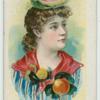 "Rose Coghlan as ""The Watermelon""."