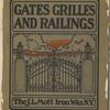 Entrance gates, railings, etc. Front Cover