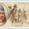 Macbeth, King of Scotland (died 1057).