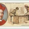 Cardinal David Beaton (1494-1546).