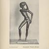 Siamesische Tänzerin (Bronze)