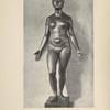 Weibliche Figur (Holz)