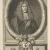 Portrait.] Par son tres humble serviteur R. Collin [...]