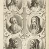 [Bust portraits.] Giovanni Cimabue, Gaddo Gaddi, [...]