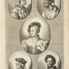 [Bust portraits.] Gulianno da S. Gallo, Piero di Cosimo, [...]