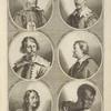 [Bust portraits.] Vincentius Iustinianus Marghio Basan., [...]