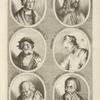 Bust portraits.] Albrecht Durer Senior, Albrecht Durerus Noribergensis Iunior, [...]