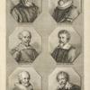 [Bust portraits.] Adam Van Oort, Octavio Van Veen, [...]