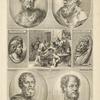 [Bust portraits.] Polygnotus Athen. Pic., Polygnot. Thas. Pic., [...]