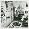 Yvonne Ladato at home. 8820 Fort Hamilton Parkway, Bay Ridge, Brooklyn. August 6, 1978.