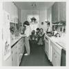 Diane McDonough & children. 8701 Shore Rd., Bay Ridge, Brooklyn. December 1, 1978.