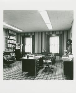 Jonathan & Dorothy Nelson. 897 Sterling Pl., Bedford-Stuyvesant, Brooklyn. May 20, 1978.