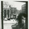 Joseph & Mary Merz, architects. 48 Willow Place, Boerum Hill, Brooklyn. January, 1978.
