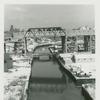 Gowanus Canal & 9th St. & Smith Station. January 21, 1978.