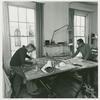 Jean & Helen Gazagnaire. 58 Tompkins Pl., Cobble Hill, Brooklyn. March 1, 1978.