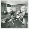 Pete & Nicki Sponakos & children. 5100 Ocean View, Coney Island, Brooklyn. August 22, 1978
