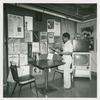 Wilma Jeff. 724 Eastern Parkway, Crown Heights, Brooklyn. June 6, 1978.
